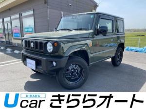 スズキ ジムニー XL ナビ・TV/バックカメラ/スマートキー/オートライト/シートヒーター/ドラレコ/AT/4WD