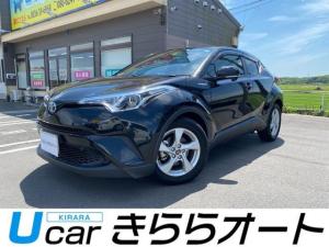 トヨタ C-HR S 純正ナビ・TV/バックカメラ/スマートキー/LEDヘッドライト/ETC/クルーズコントロール