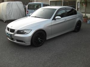 BMW 3シリーズ 320i 社外ナビ TV ETC付き 18インチアルミ