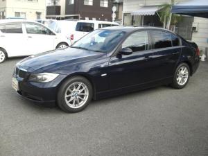 BMW 3シリーズ 320i 外ナビ 純正アルミ