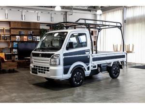スズキ キャリイトラック KCエアコン・パワステ 5MT 3方開 届出済未使用車
