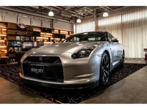 日産 GT-R プレミアムエディション メーカーオプションナビ 地デジ バックモニター ETC インテリキープッシュスタート ハーフレザー パワーシート