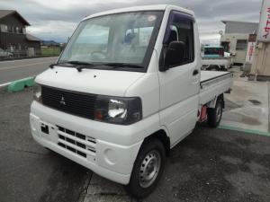 三菱 ミニキャブトラック  2WD 5MT エアコン付 パワステ付