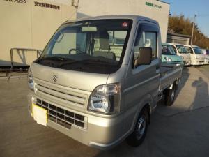 スズキ キャリイトラック  2WD 5MT エアコン付 パワステ付
