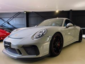 ポルシェ 911 911GT3 ツーリングパッケージ ディーラー車 スポーツクロノパッケージ フロントリフティングシステム LEDヘッドライト カーボンインテリア バックカメラ シートヒーター シートエンブレムエンボス