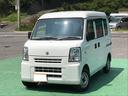 スズキ/エブリイ PC 軽自動車 ETC 4WD インパネAT エアコン