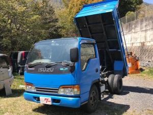 いすゞ エルフトラック ダンプ 最大積載量2000kg