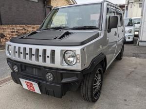 ダイハツ ネイキッド ターボ Gパッケージ 4WD 地デジナビ