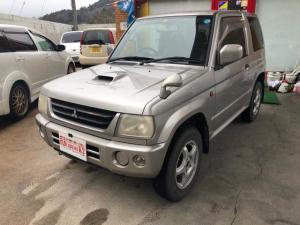 三菱 パジェロミニ V 4WD ターボタイミングベルト交換済アルミ