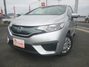 ホンダ フィット 13G・Fパッケージ ナビ タイヤ新品  プッシュスタート