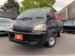 トヨタ タウンエーストラック  5速MT エアコン 運転席エアバッグ 三方開 グレーカラー 修復歴無