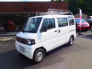 三菱 ミニキャブバン CD エアコン オートマ 集中ドアロック ルーフキャリア