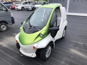 トヨタ  電気自動車