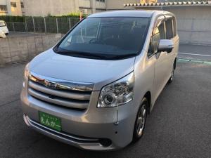トヨタ ノア X 助手席リフトリフトアップシート 非課税車 ETC フルセグナビ バックモニタークリアランスソナー Bluetooth