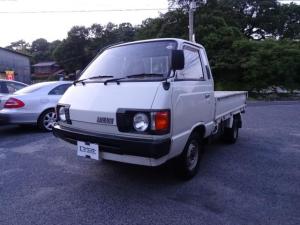 トヨタ ライトエーストラック 1オーナー車両/走行12700km/昭和/750kg