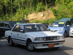 トヨタ クラウン ロイヤルサルーン 1Gスーパーチャージャー レッド内装