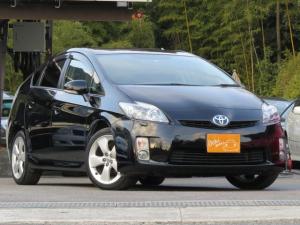 トヨタ プリウス SツーリングセレクションLEDヘッドライト・ETC