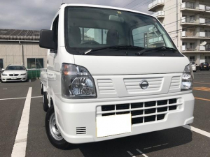 日産 NT100クリッパートラック DX 届出済未使用車 FM AMラジオ ゴムマット 新車保証