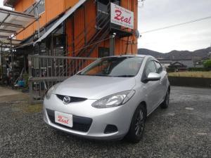 マツダ デミオ 13C 5MT車/ナビ/地TV/CD/オートエクゼマフラー