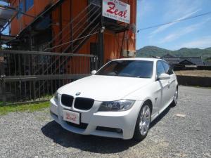 BMW 3シリーズ 323i Mスポーツパッケージ ナビ/マフラー/売約済み