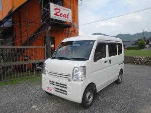 日産 NV100クリッパーバン DX エアコン/パワステ/タイミングチェーン車/5速MT車/車検整備付き/27年式/