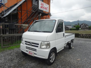 ホンダ アクティトラック DX /4WD/5MT/アルミ/パワステ/エアコン/荷台ライト/売約済み