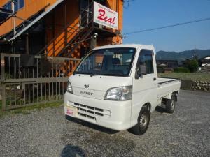 ダイハツ ハイゼットトラック スペシャル エアコン/パワステ/荷台ライト/車検整備付き