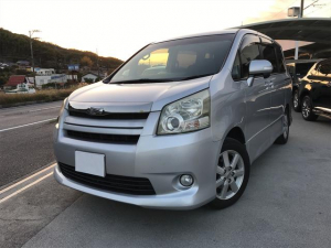 トヨタ ノア S Bカメ 両側電動ドア ETC
