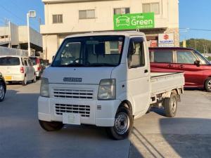 スズキ キャリイトラック  軽トラック エアコン MT