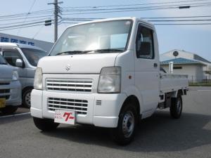 スズキ キャリイトラック KCエアコン・パワステ 4WD 5速MT CDオーディオ