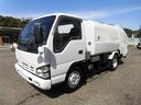 いすゞ/エルフトラック 3.5t積載 ワイド 積載巻き込みパッカー6.0m3