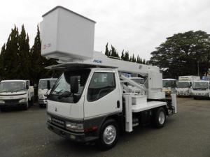三菱ふそう キャンター 高所作業車 作業高12.5M H12年式 アイチSK12A 5万9千キロ