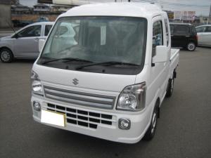 スズキ スーパーキャリイ X 4WD キーレスキー 届出済未使用車 軽トラック