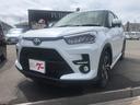 トヨタ/ライズ Zパノラミックビュー対応ナビレディスペアタイヤ登録済未使用車