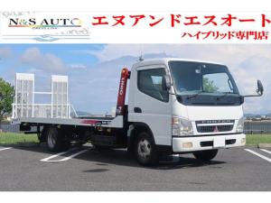 三菱ふそう キャンター 積載車 UC-33 NEO7 ラジコン 荷台内寸5m70