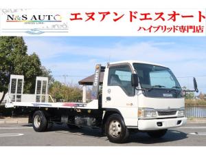 いすゞ エルフトラック 積載車 UNIC UC-35 NEO5 積載車3000kg