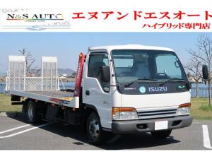 いすゞ エルフトラック 積載車 低床 NEO7 UC-33 ラジコン 2950kg