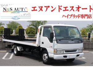 いすゞ エルフトラック 積載車 フラトップ 3000kg ラジコン 6速MT