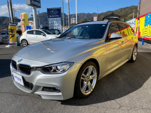 BMW 3シリーズ 320i アクティブクルーズ Bカメ Pシート ETC