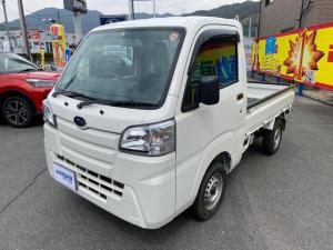 スバル サンバートラック AC MT 軽トラック ホワイト