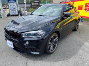 BMW X6 M ベースグレード HDDナビ ETC スマートキー クルコン