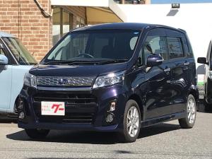 スバル ステラ 660 カスタムR ナビ TV 軽自動車 4WD CVT