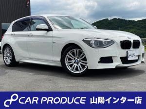 BMW 1シリーズ 116i Mスポーツ TVチューナー プッシュスタート