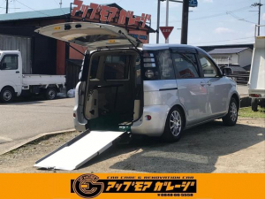 トヨタ シエンタ 福祉車両 CVT 両側スライドドア アルミホイール
