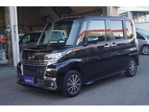 ダイハツ タント カスタムX トップエディションSAIII HDDフルセグナビ