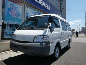 マツダ ボンゴバン DX 5ドア・低床・ガソリン・5MT・2人