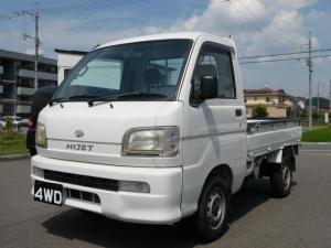 ダイハツ ハイゼットトラック スペシャル 4WD・エアコン