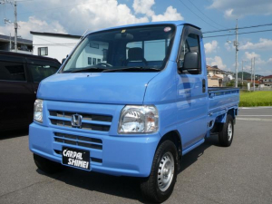 ホンダ アクティトラック SDX 4WD・エアコン・パワステ・ブルー