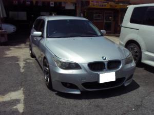BMW 5シリーズ 525iツーリング