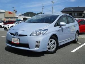 トヨタ プリウス S スマートキー ETC HDDナビ ワンセグ CVT